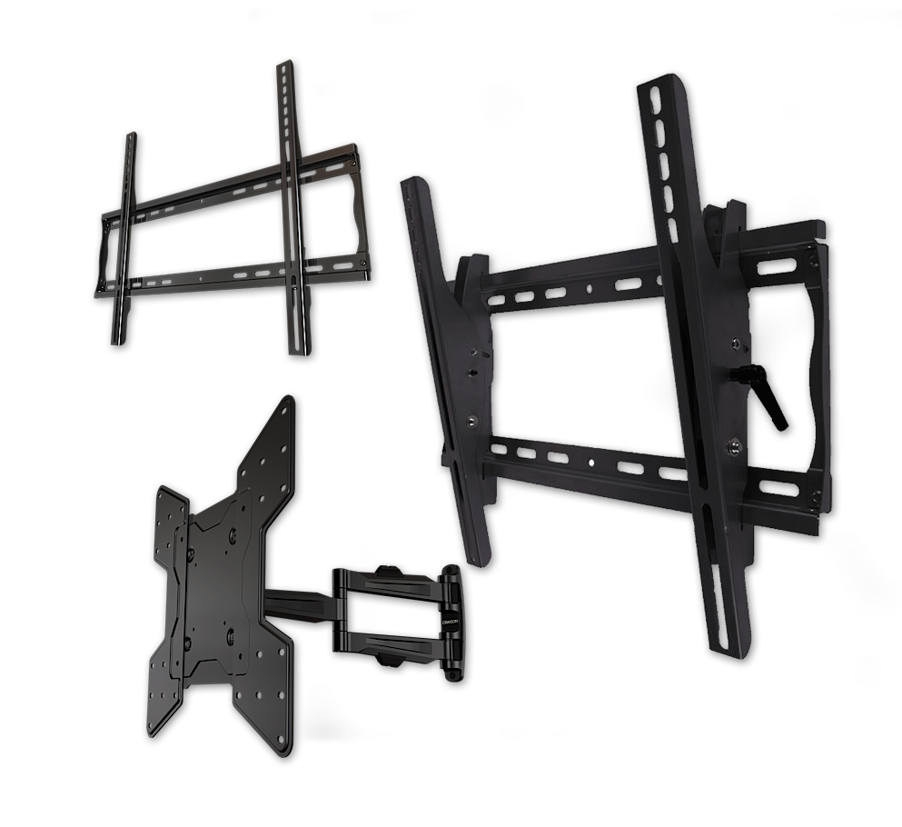 Hotel Preferred Products Mounting Brackets